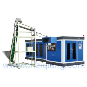 High Speed 5 Liter Plastic Pet Bottle Making Machine Price by CE pictures & photos