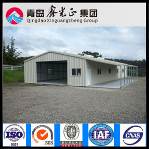 Easy Fabrication Steel Shed (SS-335) pictures & photos