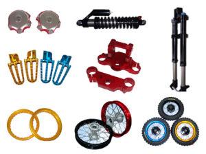 4 Stroke 125CC Dirt Bike Spar Parts pictures & photos