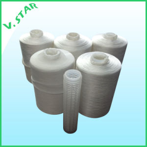 Polyester (PET) Sewing Thread 210d/2-150ply on Dyeing Tube pictures & photos