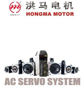 AC Servo Motor, Servo Drives Electric Motor with UL Certificates pictures & photos