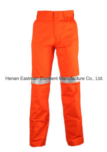 100%Cotton Casual Long Pants with Reflective pictures & photos