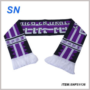 Wholesale New Fashion Football Fan Soccer Scarf pictures & photos