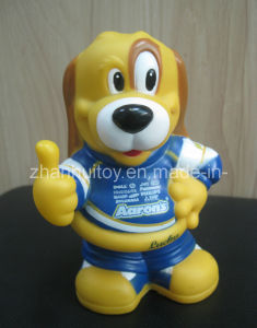 Lucky Dog Vinyl Figure Saving Bank pictures & photos