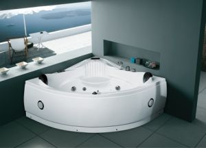Trianglejacuzzi Massage Bathtub Ba-M219 pictures & photos