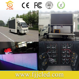 New LED Module-P8 RGB Outdoor Truck Mounted LED Screen pictures & photos