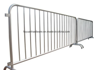 High Quality Hot DIP Galvanized Crowd Control Barrier pictures & photos