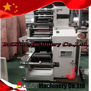 Automatic Flexo Printing Machine for Label and Paper pictures & photos