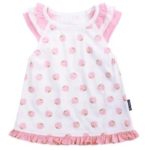 Girl Baby′s 100% Cotton Fashion T-Shirt pictures & photos