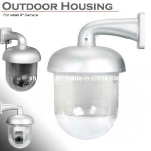 Waterproof Outdoor Housing for Small Dome IP Camera (IP-07) pictures & photos