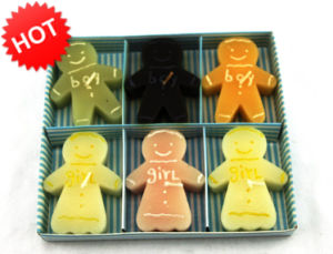 2013 Christmas The Gingerbread Man Candle Gift Set (RC-260)