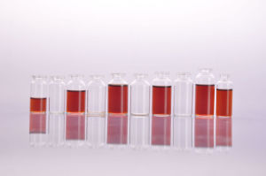 10ml Clear and Amber Tubular Glass Vials pictures & photos