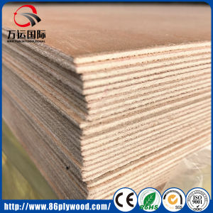 Wholesale Poplar Core Commercial Plywood for Home and Office Furniture pictures & photos