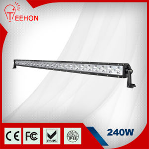 """50"""" 240W Offroad LED Light Bar for Jeep/Truck pictures & photos"""