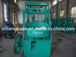 Stable Performance Coal Charcoal Powder Briquette Punching Press Machine for BBQ pictures & photos