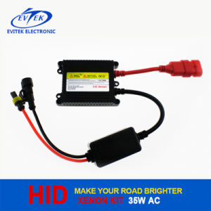 Evitek Hot Sell 35W AC Ballast for Auto Lighting pictures & photos