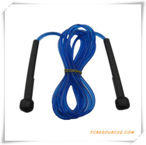 Crossfit Plastic Jump Ropes Fast Speed Skipping Rope for Promotion pictures & photos