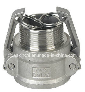 Stainless Steel 304 Camlock Coupling All Tpyes High Quality pictures & photos