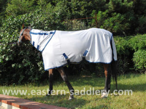 Thick Mesh Summer Sheet with Detachable Neck, Horse Combo, Horse Rug (NEW-06) pictures & photos