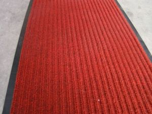 PP Stripe Floor Mat Roll, Door Mat pictures & photos