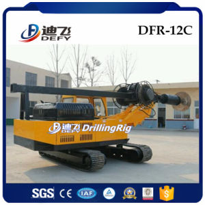 Dfr-12c Hydraulic Rotary Drilling Rig Pile Driving Hammer for Solar Energy pictures & photos