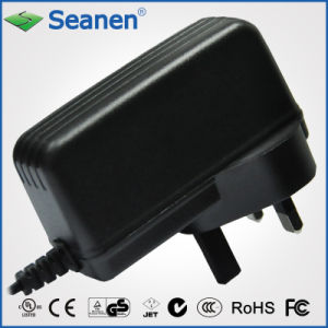 15W Series AC Adaptor with Efficiency Level VI pictures & photos