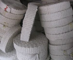 Asbestos Tape for Thermal Insulating Materials pictures & photos