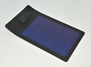 3W Amorphous Silicon Portable Solar Charger