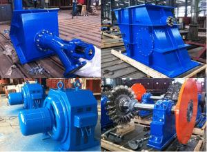 Pelton Turbine / Water Turbine / Hydro Turbine / Double Nozzle Pelton / High Quality pictures & photos