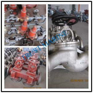 Marine Cast Iron Globe Valve pictures & photos
