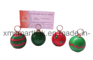 Polyresin Christmas Ball Clip Holder pictures & photos
