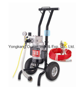 Hyvst Diaphragm Pump Airless Paint Sprayer Spx1150-210 pictures & photos