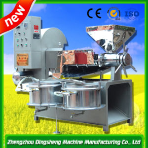 Sunflower/Cottonseed Oil Pressing Machine in Asia pictures & photos