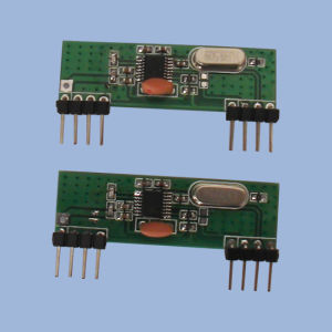 433.92MHz RF Receiver Board pictures & photos