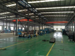 Steel Cord Rubber Conveyor Belt Plant Production Line pictures & photos