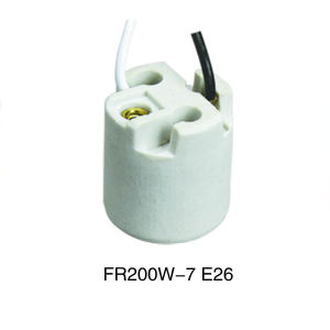 Lamp Holder Screw Type (FR200W-7) pictures & photos