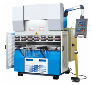 Folding Machines, Bending Machine, Plegadora Hidraulica, Dobladora Hidraulica with Estun E200 CNC pictures & photos