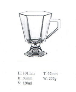High Quality Glass Cup Mug with Good Price Tumbler Kb-Hn0916 pictures & photos
