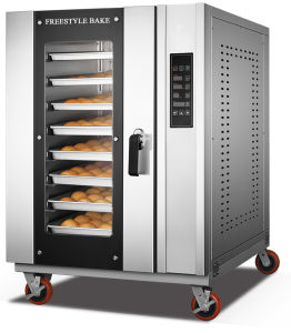 Gas Convection Oven (HF-10Q) pictures & photos