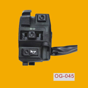 Durable Handle Switch, Motorcycle Handle Switch for Og045 pictures & photos