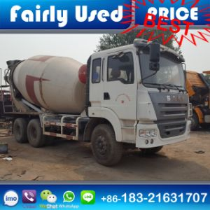 Used Sany Cement Truck Mixer of Sany Truck Mixer