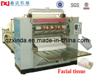 Box Facial Tissue Making Machine Price pictures & photos