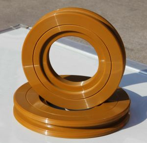 PU Wheel for Stone Polishing Industry pictures & photos