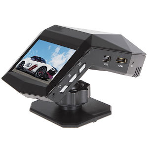 Full HD 1920 X 1080P 120 Degree View Angle G-Sensor Video Camera Car DVR pictures & photos