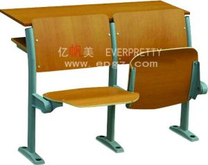 Hot Classroom Desk Chair for University Big Classroom pictures & photos