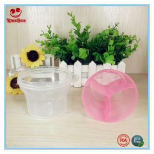 Barrel Milk Powder Container with Cover pictures & photos