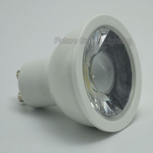 Hot Sales LED GU10 5W Light 500lm 2years Warranty (GU10PA4-COB-5W) pictures & photos