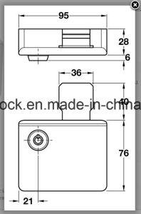Coin Retain Box, Coin -Operated Lock Retain Box Al-1202 pictures & photos