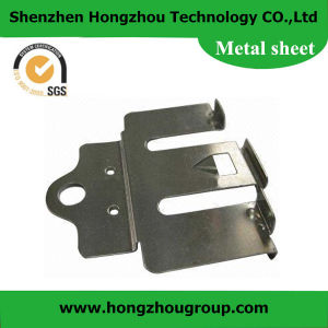 ISO Factory Sheet Metal Fabrication Part with Laser Cutting pictures & photos