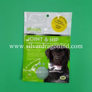 Dog Food Bags with Zipper and Can Standing up pictures & photos